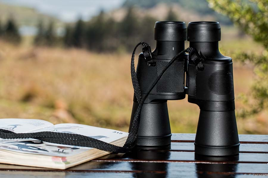 Binoculars Scopes? Reduce Distance With A Look Through