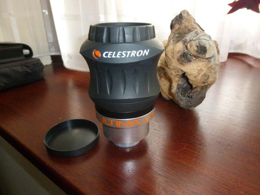 Celestron Ultima LX Series Telescope Eyepieces