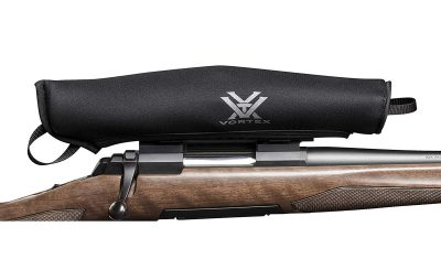 Vortex Optics Sure Fit Riflescope Cover BlackVortex Optics Sure Fit Riflescope Cover Black