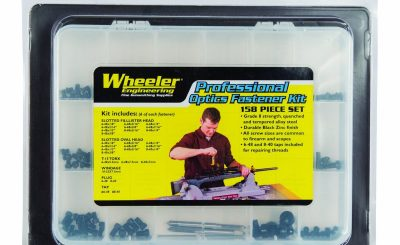 Wheeler Engineering Professional Optics Fastener Kit