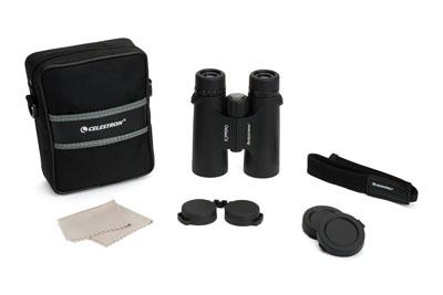 Celestron Outland X 10×42 Binocular Package