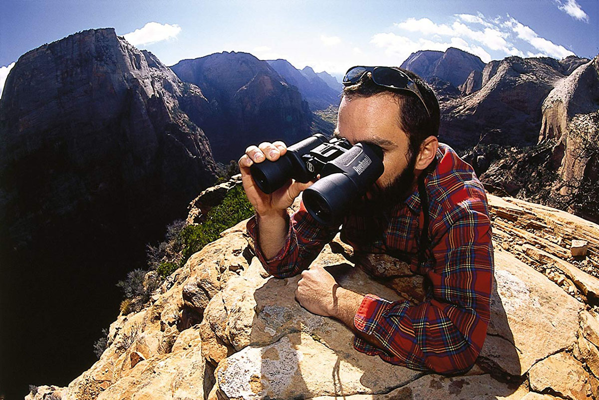 Bushnell PowerView 1050 Super High-Powered Surveillance Binoculars