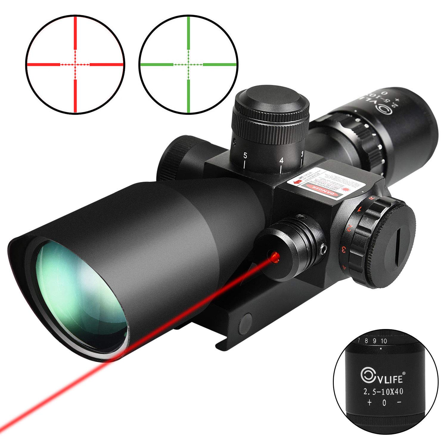 cvlife scope pros and cons