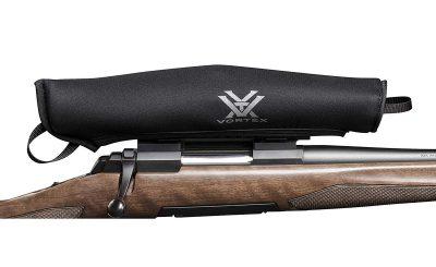 Vortex Optics Sure Fit Riflescope Cover BlackVortex Optics Sure Fit Riflescope Cover Black